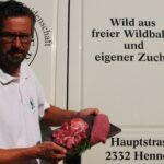 Seit mehr als 16 Jahren beschäftigt sich Johannes Wiesmayer mit der Direktvermarktung von Wild aus freier Wildbahn. Hierzu kann er auf 20 Jah re gelebte Jagdpraxis zurückgreifen. Brauchtum, Weidgerechtigkeit und absolute Hygiene machen WiesmayerWild zu einem geschätzten Partner der Wiener Spitzengastronomie.