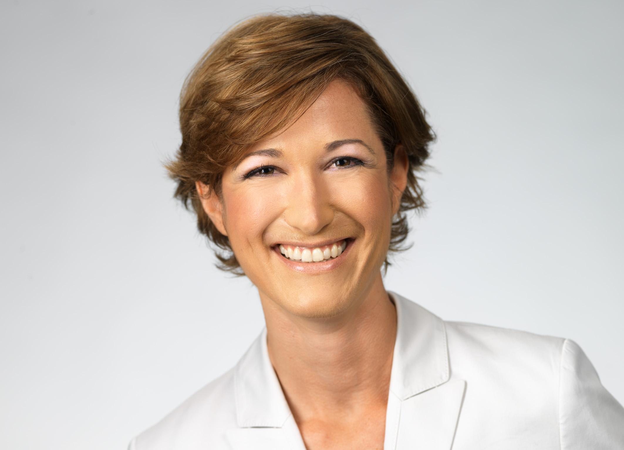Katharina Koßdorff, Geschäftsführerin des Fachverbands der Lebensmittelindustrie