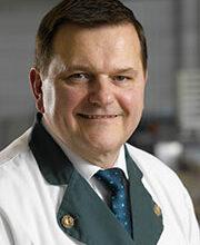 Willibald Mandl, Bundesinnungsmeister der Lebensmittelgewerbe in der Wirtschaftskammer Österreich (WKÖ).