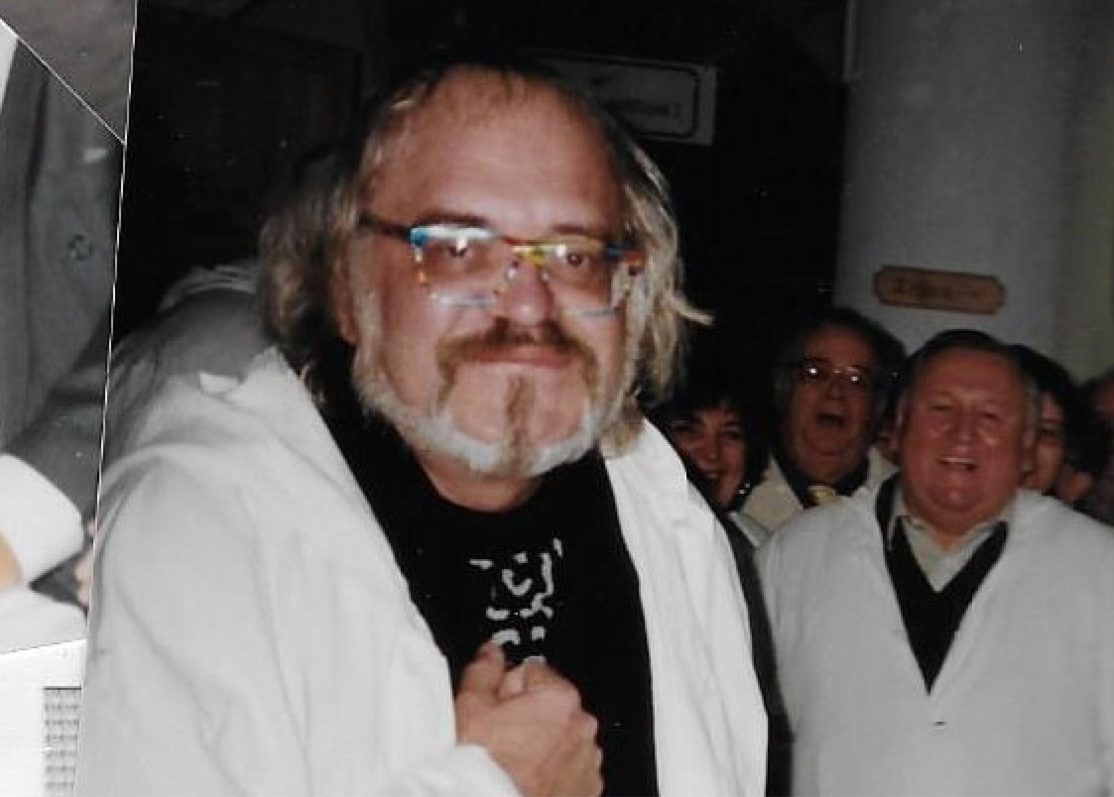 """Gottfried """"Götz"""" Rajchl, langjähriger Chefredakteur (1986 bis 2000) der """"Österreichischen Fleischer-Zeitung"""" (© Johannes Rottensteiner)"""