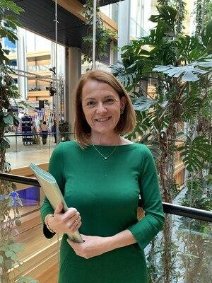 Simone Schmiedtbauer, Europaabgeordnete und EU-Agrarsprecherin der ÖVP