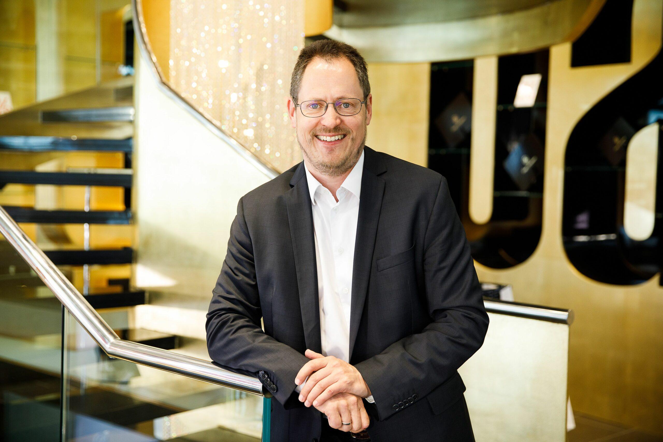 Rainer Trefelik, Obmann der Bundessparte Handel der Wirtschaftskammer Österreich (© WKÖ)