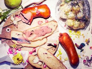 Die Leberwurst aus reinem Geflügel ist besonders fein und cremig (© Bedford)