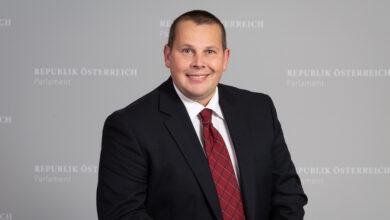 FPÖ-Agrarsprecher NAbg. Peter Schmiedlechner