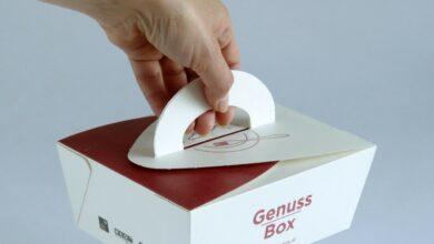 Lebensmittelabfälle in der Gastronomie lassen sich mit der Genuss Box einfach vermeiden.