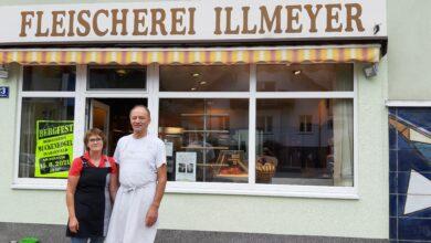 Letzter Fleischer im Bezirk Lilienfeld hört auf: Herbert Illmeyer geht nach über 40 Jahren als Fleischermeister in Pension und schließt sein Geschäft mit 31. Juli 2021.