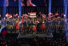 Mit einer feierlichen Eröffnung in der Grazer Stadthalle ist heute die Berufseuropameisterschaft EuroSkills offiziell eröffnet worden. Rund 400 Teilnehmer aus 19 Nationen sowie drei Gastländern gehen ab morgen in 48 Bewerben an den Start. © Hans Oberländer